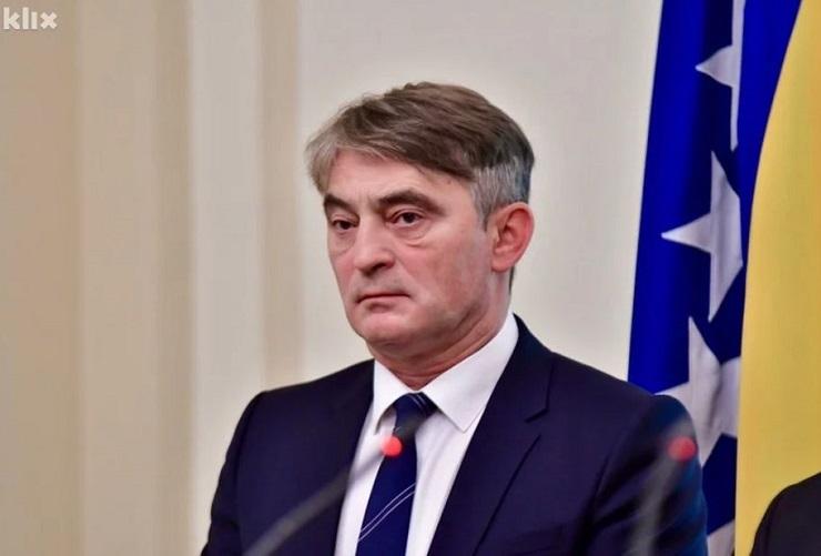 Komšić: Donacija Vučića važna pomoć za FBiH