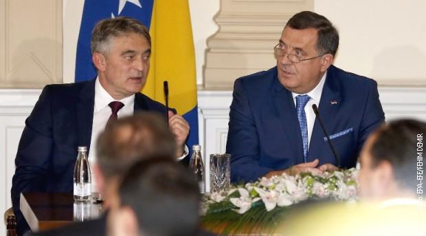 Dodik i Komšić nastavili raspravu u medijima, epilog na sudu