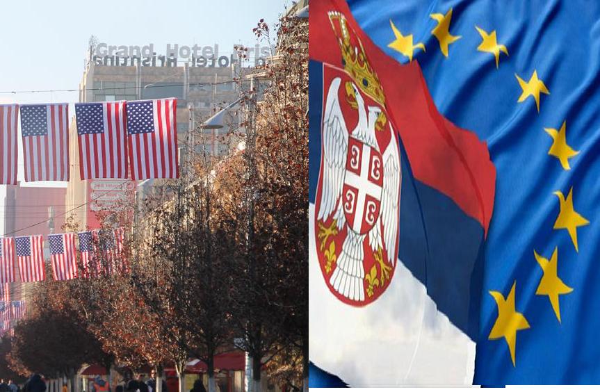Srbija opet između čekića i nakovnja - KiM i novih zapadnih pritisaka