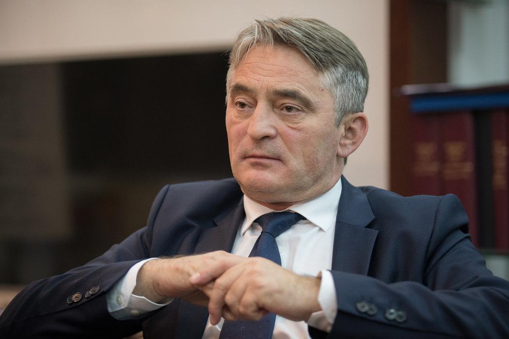 Komšić: Jačaćemo savezništvo sa SAD u izgradnji građanske BiH