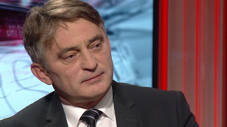 Komšić:Srbija da se ne poigrava s Bosnom i Hercegovinom