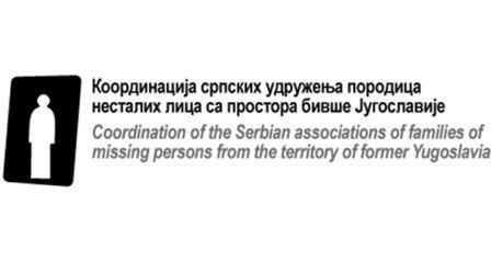 Koordinacija: Inicijativa za donošenje Zakona o prinudno nestalim licima i pravima njihovih porodica