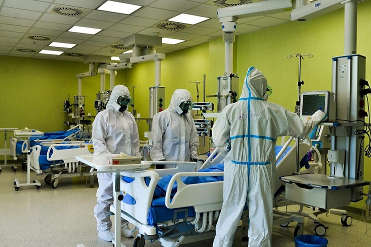 Ponovo rekordan broj novozaraženih i preminulih u Srbiji