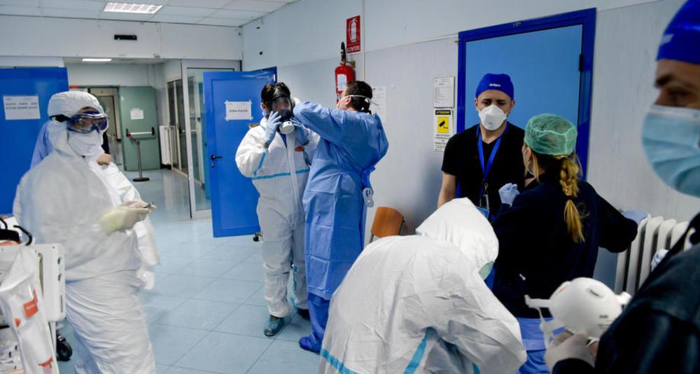 Novi presek – preminula 54 pacijenta, koronavirusom zaražene još 4.803 osobe