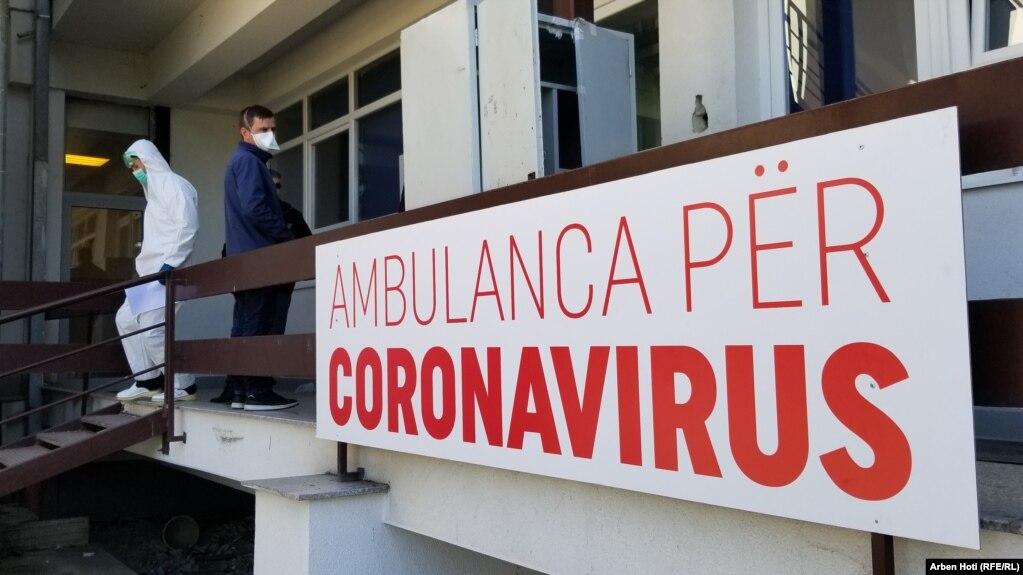 Osam novih slučajeva koronavirusa na KiM, jedan pacijent preminuo