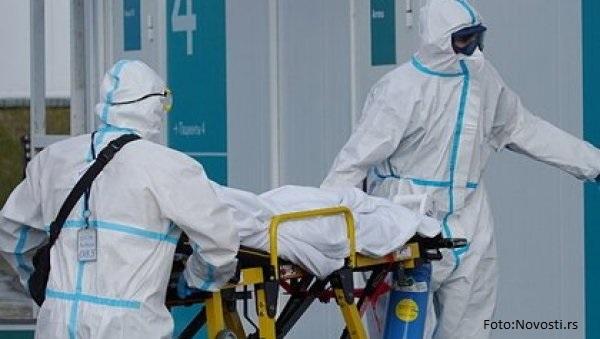 U Srbiji 6.697 novih slučajeva korone, preminule 63 osobe