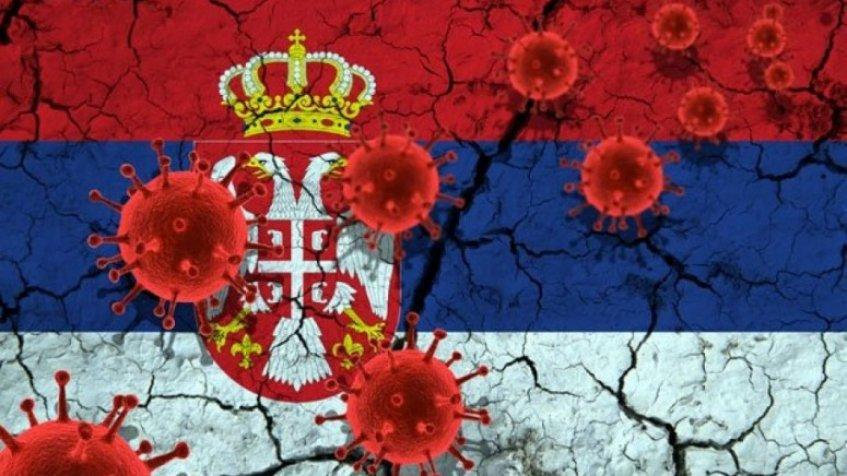 U Srbiji 6.903 novozaražena, preminulo 57 osoba