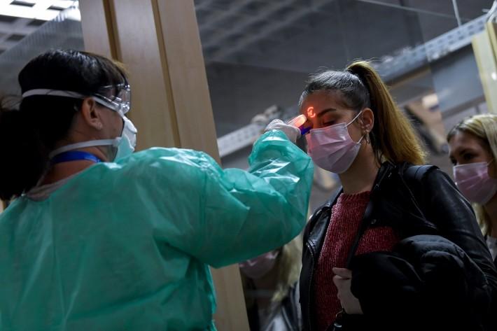 Srbija i dalje bez koronavirusa, pojačane kontrole na graničnim prelazima