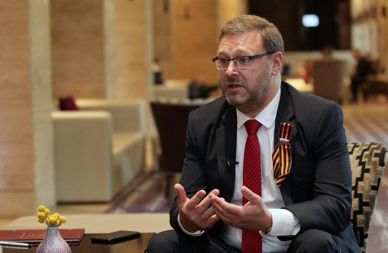Kosačov: Incident u Kerčkom moreuzu je pitanje Rusije i Ukrajine
