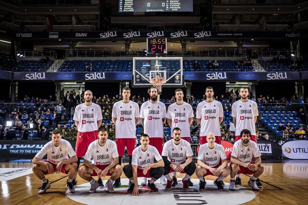 Srbija protiv Izraela za odlazak na Mundobasket