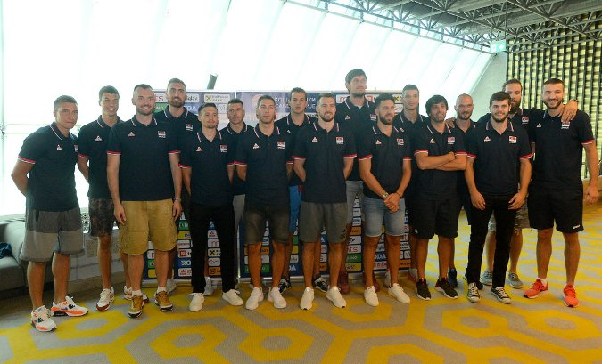 Košarkaši Srbije u prvom šeširu na žrebu kvalifikacija za EP
