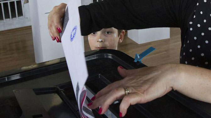 Počela registracija za glasanje van Kosova na izborima u Podujevu i Severnoj Mitrovici