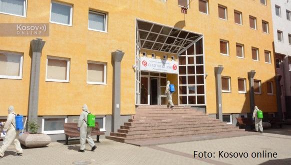 U Studentskom centru u Severnoj Mitrovici u toku poslednje pripreme za nesmetan povratak studenata