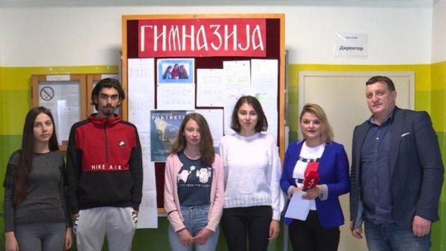 Učenici Gimnazije u Kosovskoj Kamenici u programima Petnice
