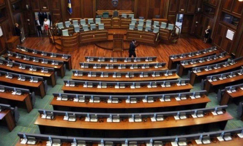 PR:Veseljijev DPK bojkotovao sednicu predsednistva skupstine