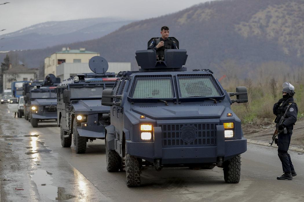 Mediji: Akcija kosovske policije