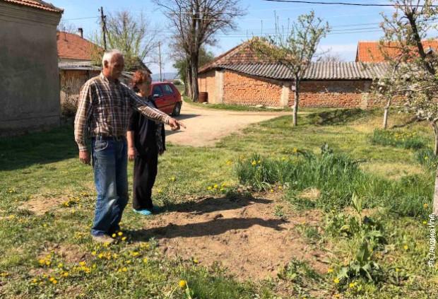 Nova krađa u srpskim sredinama na Kosovu i Metohiji