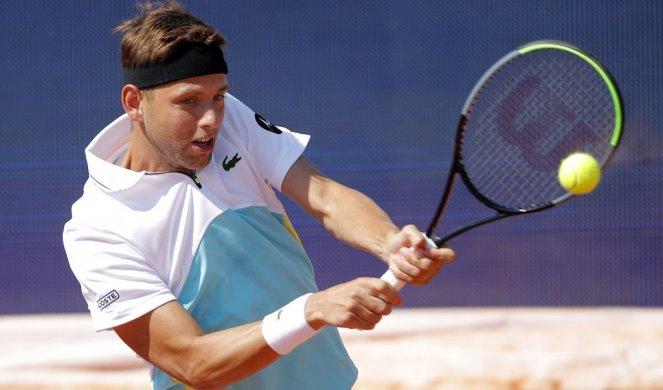 Krajinović izgubio na startu turnira u Madridu