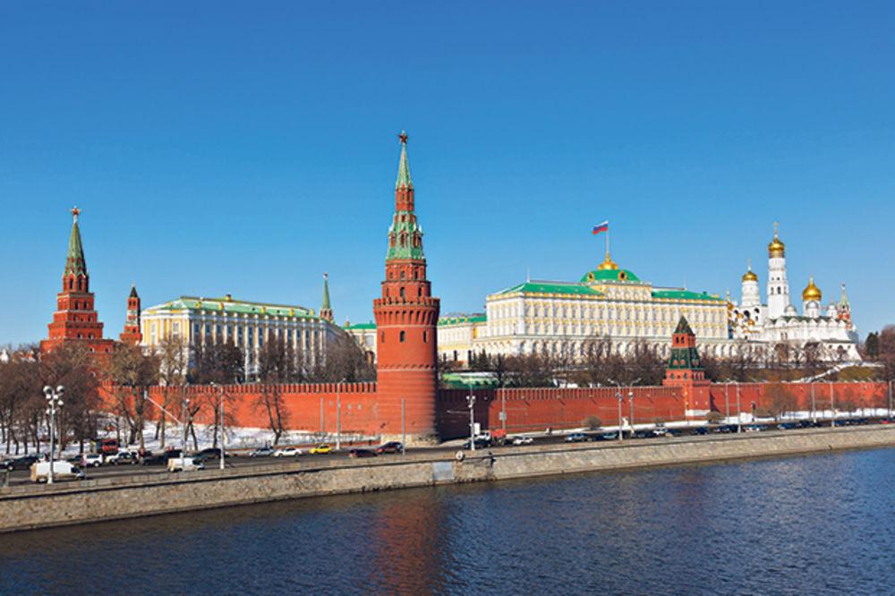 Ruski zvaničnik uhapšen zbog veleizdaje, optužnica pod oznakom
