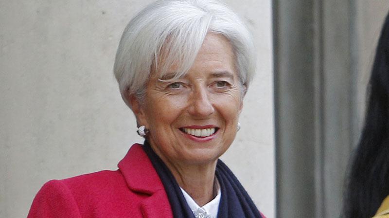 Lagard prva žena na čelu ECB
