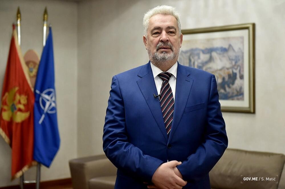 Krivokapić: Brzo ćemo doći do rešenja za saradnju sa Srbijom