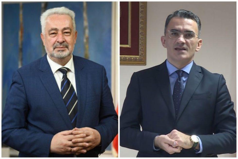 Pomirenje Krivokapića i Leposavića ključ opstanka vlade