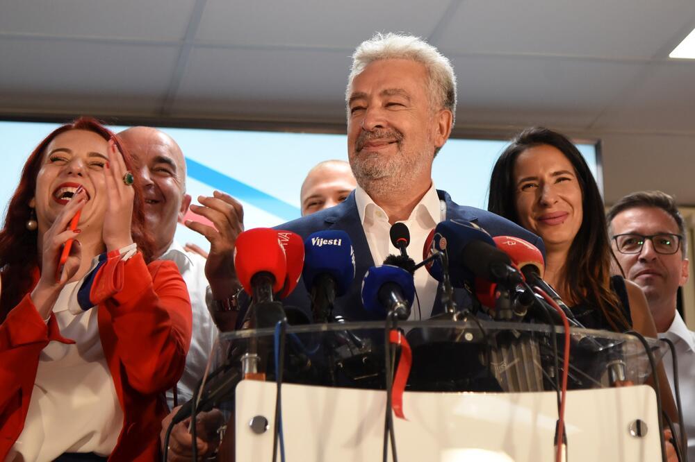 Đukanović: Uputiću predlog Skupštini da Krivokapić bude mandatar