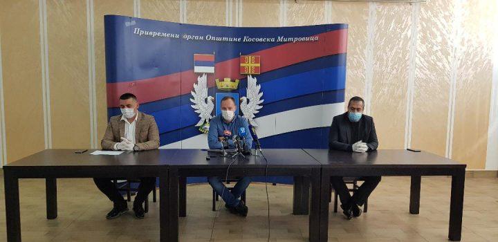 Antonijević: Situacija sve teža; U Kosovskoj Mitrovici 18, u Zvečanu 9 pozitivnih