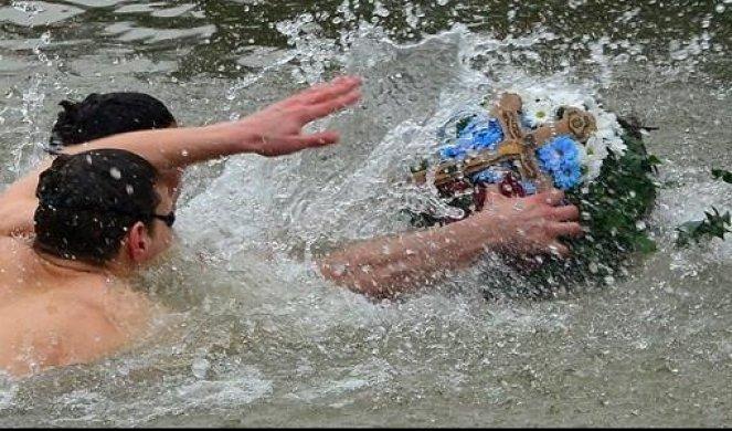 Širom Srbije plivanje za Časni krst