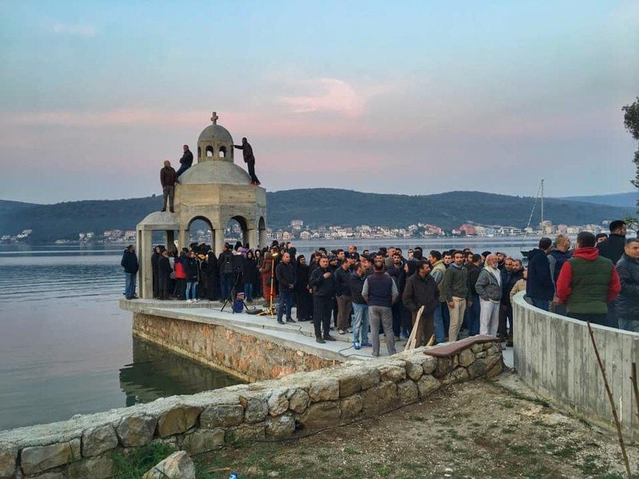 Predata peticija za očuvanje krstionice