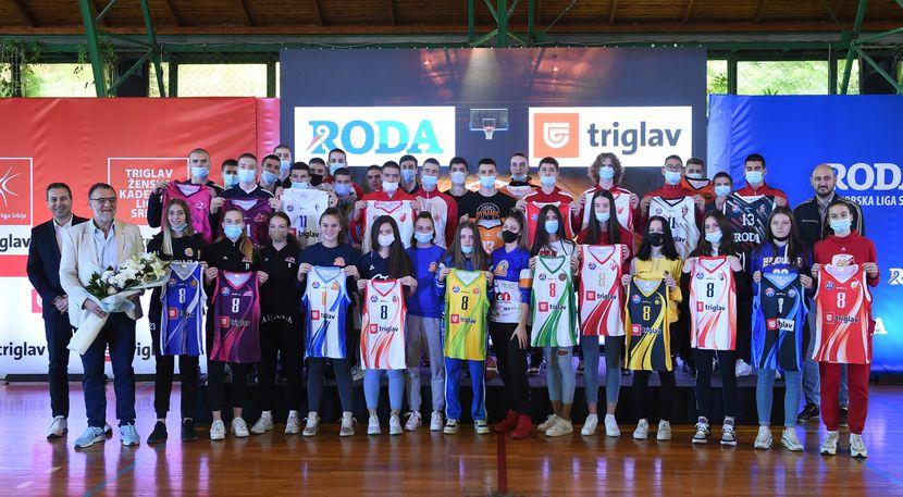 Promovisana juniorska i kadetska košarkaška liga Srbije