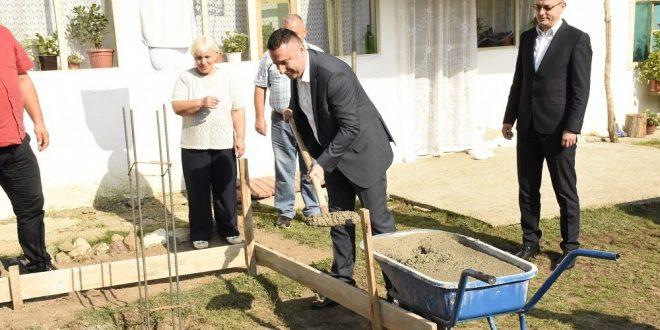 Počela izgradnja kuće za porodicu Simić