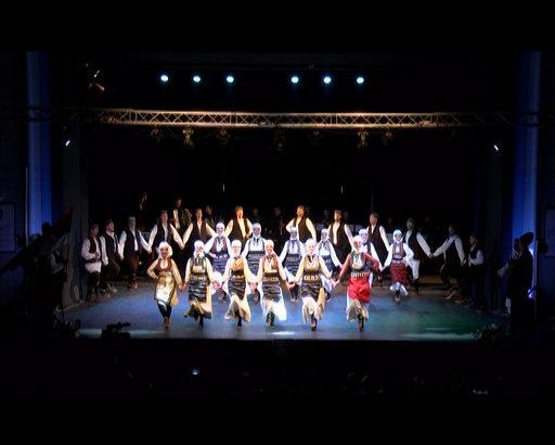 """Godišnji koncert KUD-a  """"Zvečan"""""""