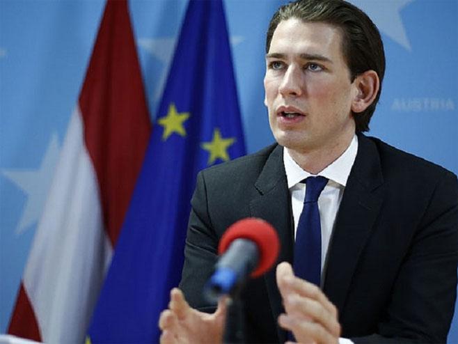 Kurc preti vetom na budžet EU