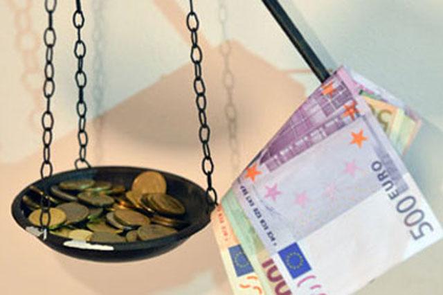 Evro danas 117,9384