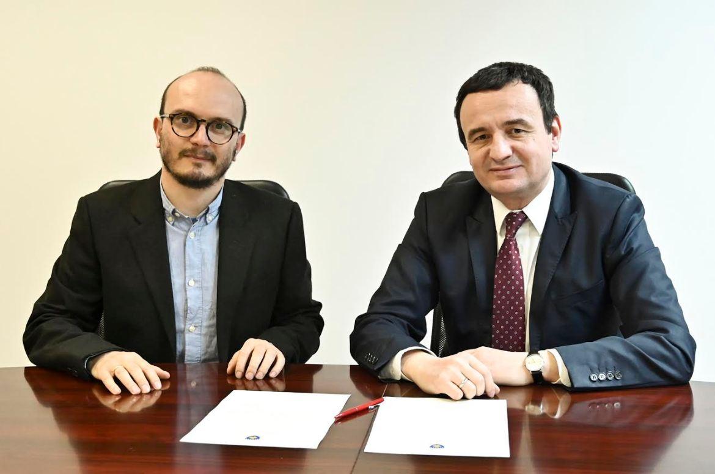 Il Rugova imenovan za zamenika ministra kulture