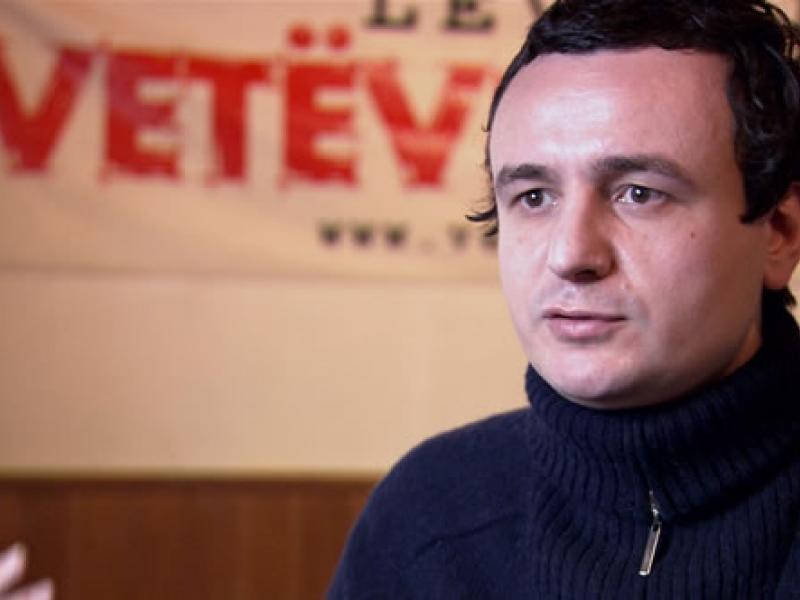 Kurti: Nema dijaloga sa Beogradom uz mape teritorija