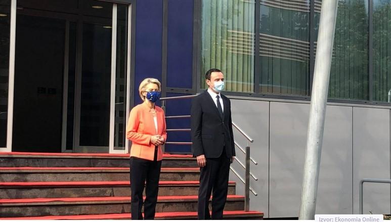 Fon der Lajen zahteva dijalog, Kurti optužuje Srbiju