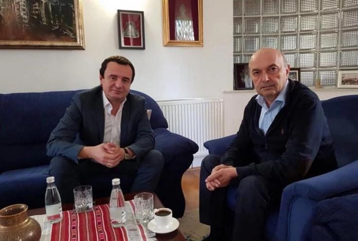 Kurti i Mustafa sutra prvi put o postizbornoj koaliciji