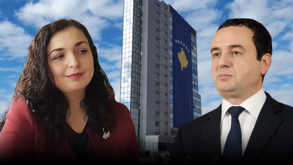 Osmani i Kurti: Preduslov za uživanje prava SPC priznanje Kosova