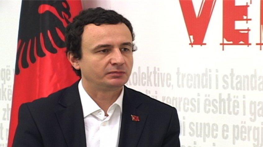 Kurti: U januaru ćemo formirati koaliciju koja će vladati Kosovom, o tome ne odlučuje Tači