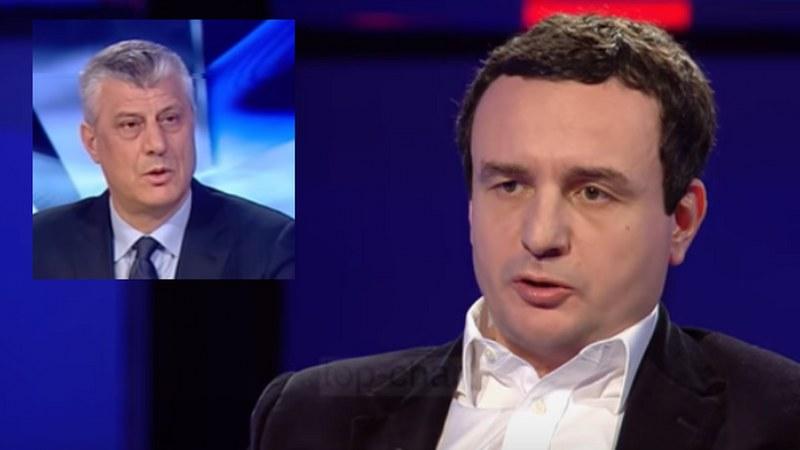 Ljajmi: Kurti izbegava da prihvati mandat od Tačija za sastav vlade