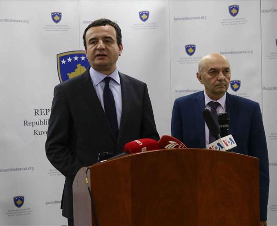 Sastanak DSK i Samoopredeljenja, očekuje se dogovor o vladi