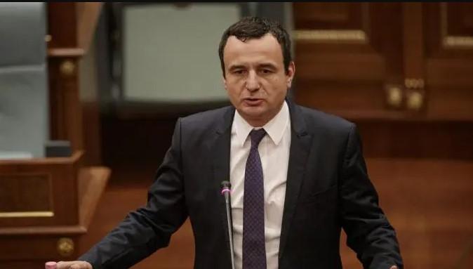 Kurti: Ne želim da Kosovo zavisi od priznanja Srbije