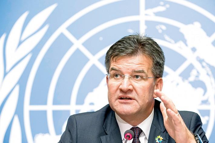 Lajčak: Pregovarači 28. septembra u Briselu, bez ZSO na agendi