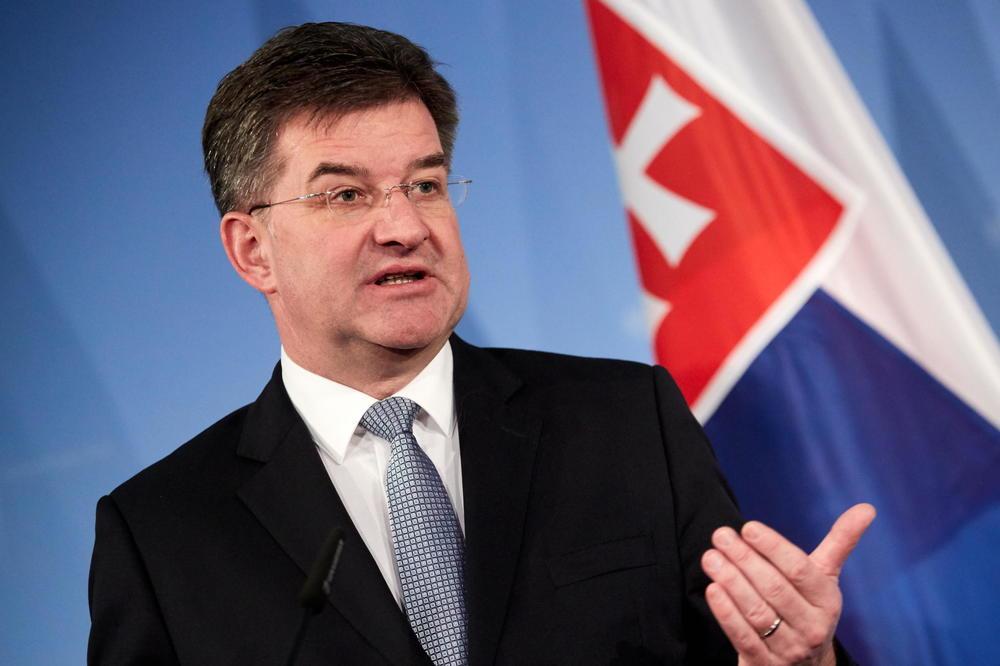 Lajčak: Rešenje za tzv. Kosovo biće bolni kompromis