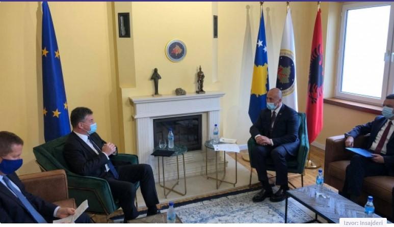 Lajčak razgovarao sa Haradinajem o dijalogu Beograda i Prištine