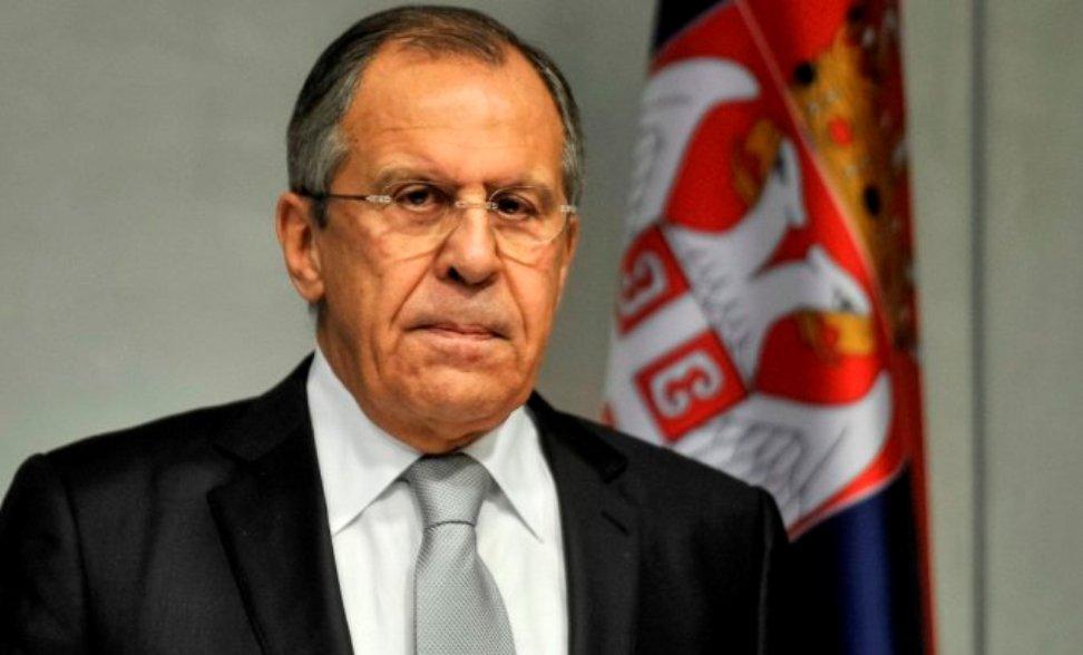 Lavrov u Beogradu na obeležavanju godišnjice bombardovanja Srbije