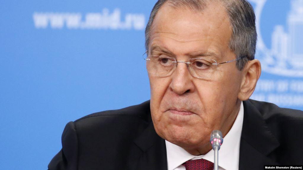 Lavrov: Naši odnosi sa EU su uništeni