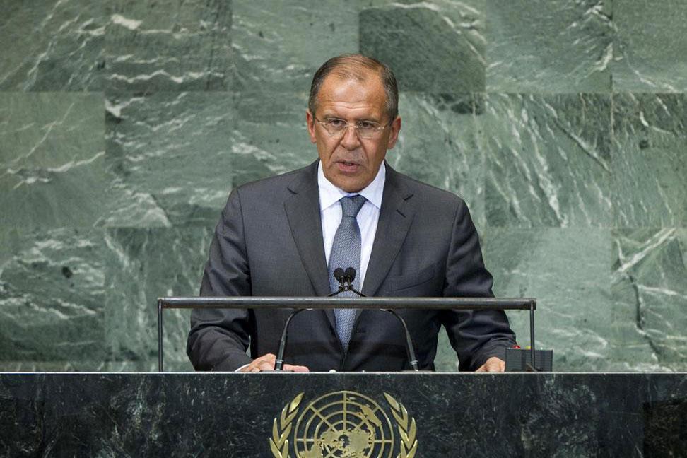 Lavrov: Cilj Sjedinjenih Država je da podele Siriju